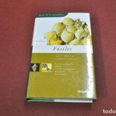 Livres d'occasion: GUÍAS DE LA NATURALEZA FÓSILES - GRIJALBO - FFB. Lote 123580083