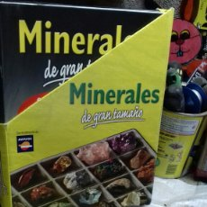 Libros de segunda mano: MINERALES DE GRAN TAMAÑO.. Lote 124090338