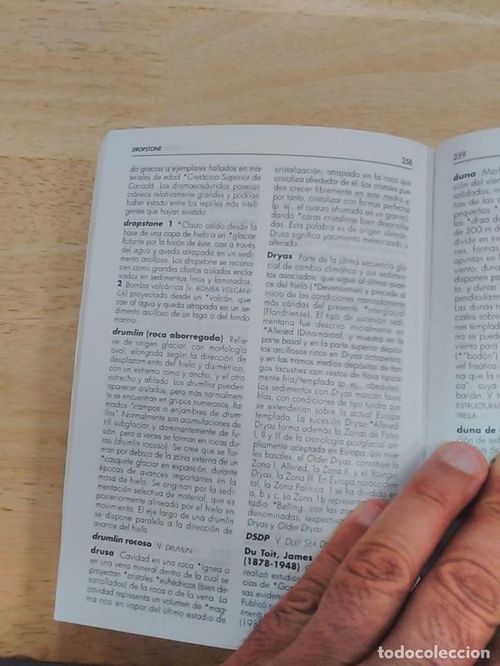 Libros de segunda mano: CIENCIAS DE LA TIERRA OXFORD-GEOLOGIA-EDAFOLOGIA-ESTRATIGRAFÍA-PALEONTOLOGIA ETC - Foto 6 - 124575931