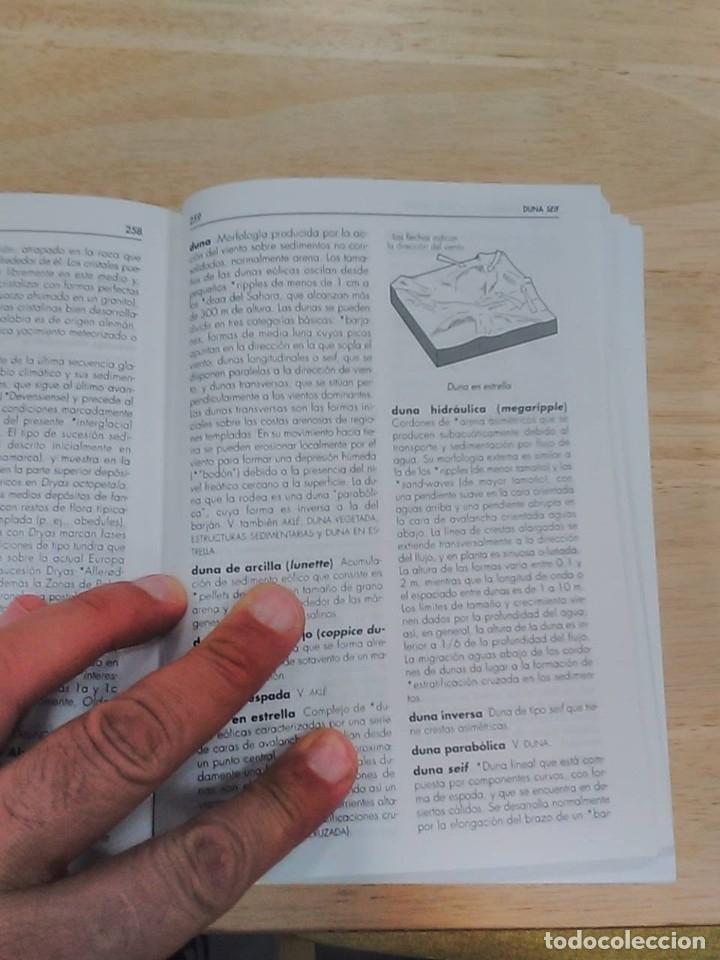 Libros de segunda mano: CIENCIAS DE LA TIERRA OXFORD-GEOLOGIA-EDAFOLOGIA-ESTRATIGRAFÍA-PALEONTOLOGIA ETC - Foto 7 - 124575931