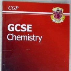 Libros de segunda mano de Ciencias: GCSE CHEMISTRY - THE REVISION GUIDE - VER INDICE Y FOTOS. Lote 124601315