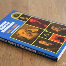 Libros de segunda mano de Ciencias: DIRK J. STRUIK. A CONCISE HISTORY OF MATHEMATICS. Lote 124703243