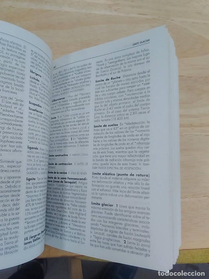 Libros de segunda mano: CIENCIAS DE LA TIERRA OXFORD-GEOLOGIA-EDAFOLOGIA-ESTRATIGRAFÍA-PALEONTOLOGIA ETC - Foto 10 - 124575931