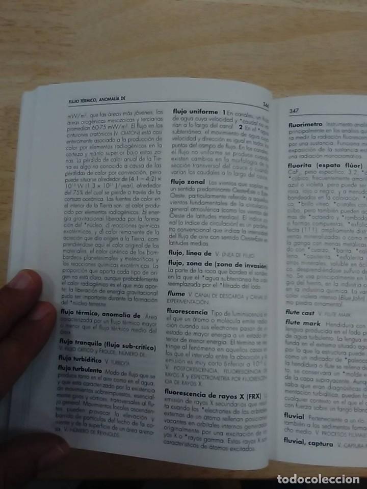Libros de segunda mano: CIENCIAS DE LA TIERRA OXFORD-GEOLOGIA-EDAFOLOGIA-ESTRATIGRAFÍA-PALEONTOLOGIA ETC - Foto 11 - 124575931