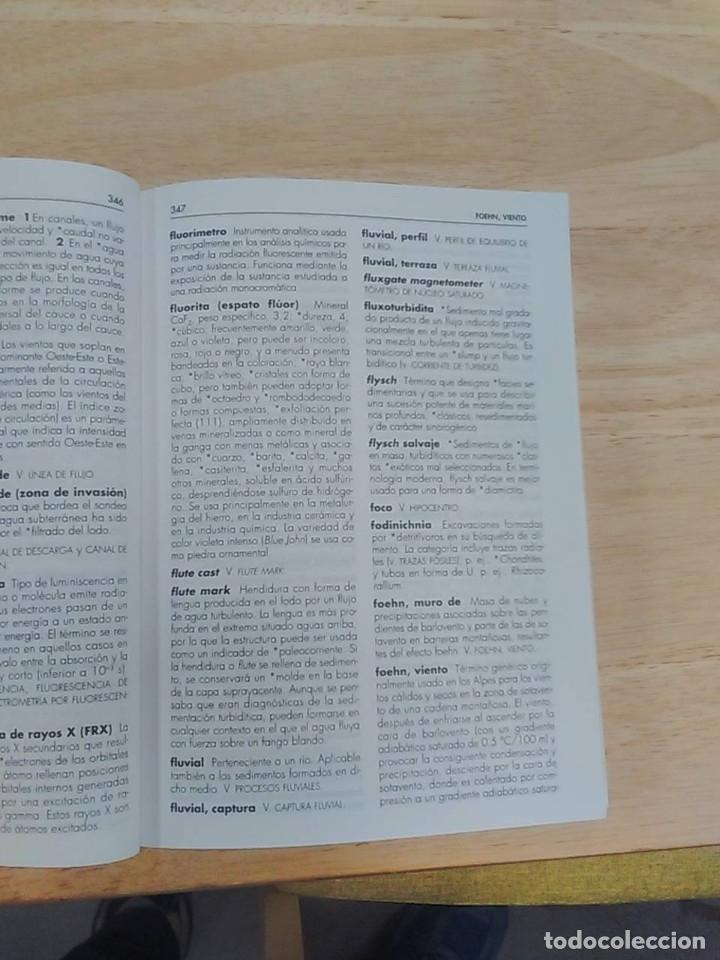 Libros de segunda mano: CIENCIAS DE LA TIERRA OXFORD-GEOLOGIA-EDAFOLOGIA-ESTRATIGRAFÍA-PALEONTOLOGIA ETC - Foto 12 - 124575931