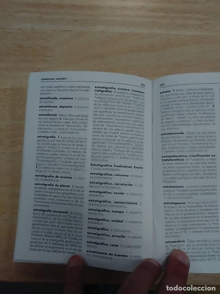 Libros de segunda mano: CIENCIAS DE LA TIERRA OXFORD-GEOLOGIA-EDAFOLOGIA-ESTRATIGRAFÍA-PALEONTOLOGIA ETC - Foto 13 - 124575931