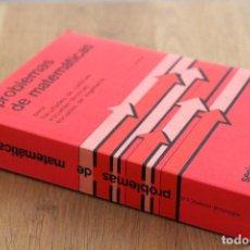 Livros em segunda mão: K. A. STROUD. PROBLEMAS DE MATEMÁTICAS PARA FACULTADES DE CIENCIAS, ESCUELAS TÉCNICAS E INGENIERÍA. Lote 190490243