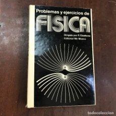 Libros de segunda mano de Ciencias: PROBLEMAS Y EJERCICIOS DE FÍSICA - R. GLADKOVA. Lote 124846552