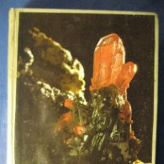 Libros de segunda mano: LEHRBUCH DER MINERALOGIE-H J ROSLER- MINERALOGÍA -CRISTALOGRAFÍA -EN ALEMÁN. Lote 125038435