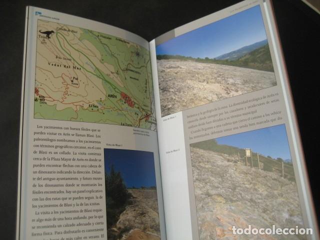 Libros de segunda mano: LIBRO FOSILES, YACIMIENTOS DE DINOSAURIOS DE AREN (HUESCA). FOSIL, PALEONTOLOGIA - Foto 3 - 126119315