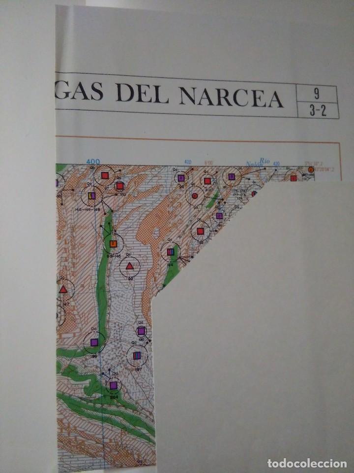 Libros de segunda mano: MAPA DE ROCAS INDUSTRIALES. CANGAS DEL NARCEA. INSTITUTO GEOLÓGICO Y INERO DE ESPAÑA. ESCALA 1:200.0 - Foto 2 - 126122323