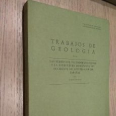 Libros de segunda mano: TRABAJOS DE GEOLOGIA. Nº 6. FACULTAD DE CIENCIAS. UNIVERSIDAD DE OVIEDO. 1973.. Lote 126508407