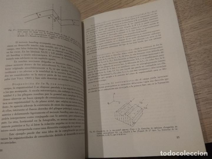 Libros de segunda mano: TRABAJOS DE GEOLOGIA. Nº 6. FACULTAD DE CIENCIAS. UNIVERSIDAD DE OVIEDO. 1973. - Foto 2 - 126508407