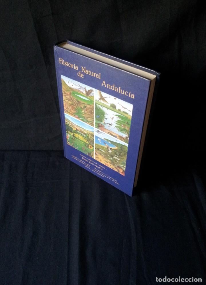 GABRIEL GARCIA GUARDIA - HISTORIA NATURAL DE ANDALUCÍA - EDITORIAL RUEDA 1991 (Libros de Segunda Mano - Ciencias, Manuales y Oficios - Biología y Botánica)