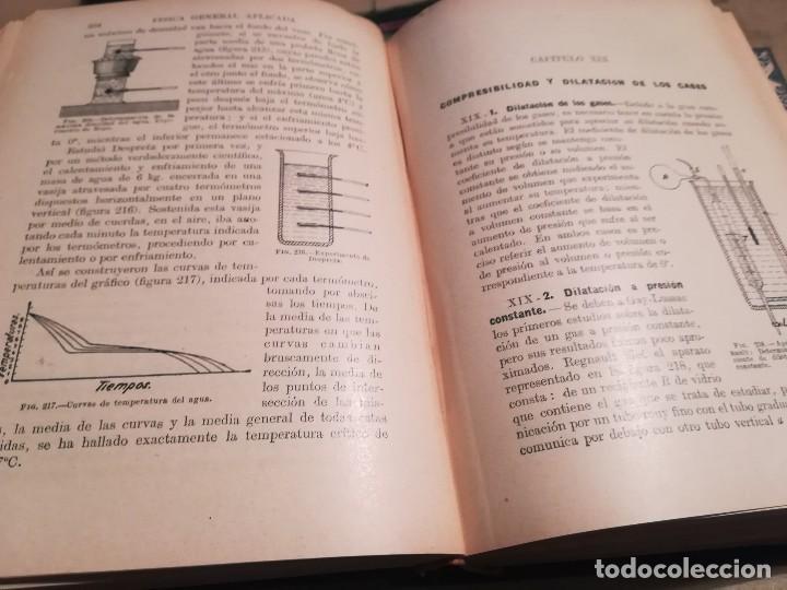 Libros de segunda mano de Ciencias: Física general aplicada - Francisco F. Sintes Olives - Editorial Sopena, S.A. - 1939 - Foto 11 - 126856475