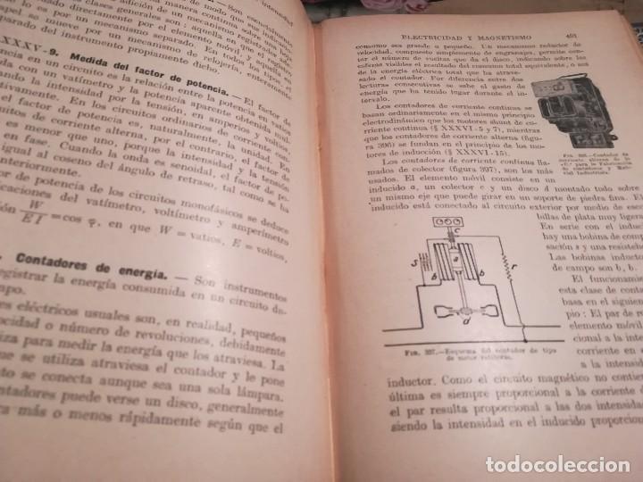 Libros de segunda mano de Ciencias: Física general aplicada - Francisco F. Sintes Olives - Editorial Sopena, S.A. - 1939 - Foto 13 - 126856475