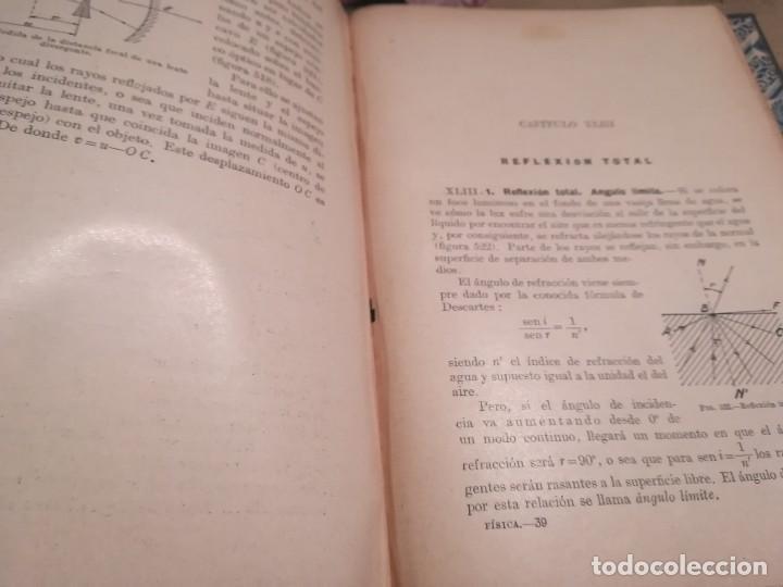 Libros de segunda mano de Ciencias: Física general aplicada - Francisco F. Sintes Olives - Editorial Sopena, S.A. - 1939 - Foto 14 - 126856475