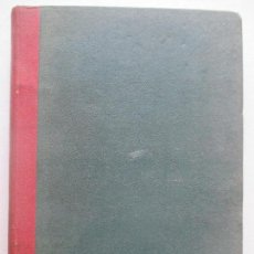 Libros de segunda mano de Ciencias: CURSO CÍCLICO DE MATEMÁTICAS POR J. REY PASTOR. TOMO I. LAS MAGNITUDES Y LAS FUNCIONES ELEMENTALES.. Lote 128175427