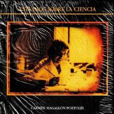 Libros de segunda mano de Ciencias: PIONERAS ESPAÑOLAS EN LAS CIENCIAS (C. MAGALLÓN 2004) RETRACTILADO. Lote 128269539