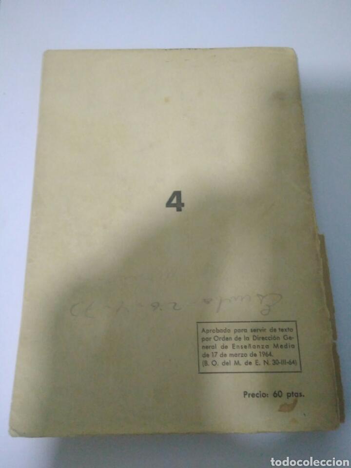 Libros de segunda mano de Ciencias: MATEMATICAS CUARTO CURSO BACHILLERATO PLAN 1957 ,SUMMA MADRID 1968.VER FOTOS - Foto 5 - 128293692