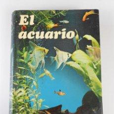 Libros de segunda mano: EL ACUARIO, (HENRI FAVRÉ), DAIMON 1977. Lote 24433285
