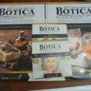 Libros de segunda mano: LA BOTICA DE SIGLHOGAR.SOLUCIONES PRACTICAS Y REMEDIOS CASEROS 2 TOMOS EN HD Y 3D,+2 COCINA. Lote 128642251