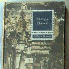 Libros de segunda mano: HISTORIA NATURAL - BIBLIOTECA HISPANIA - ANGEL CABRERA 1965 - VER DESCRIPCIÓN. Lote 128723991