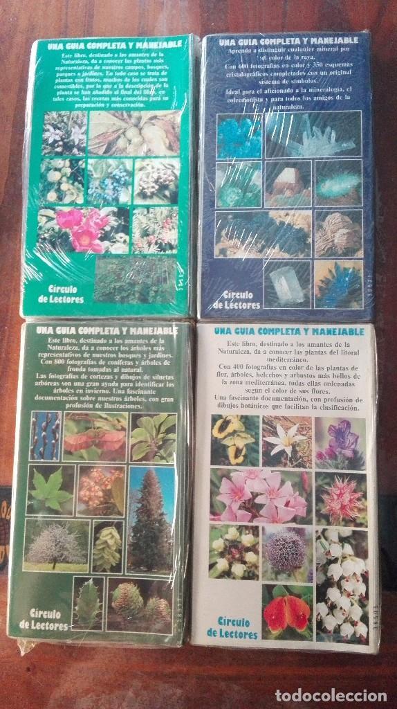 Libros de segunda mano: CUATRO GUÍAS DE LA GRAN GUÍA DE LA NATURALEZA . - Foto 4 - 128746831