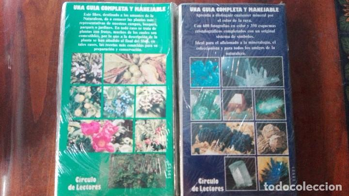 Libros de segunda mano: CUATRO GUÍAS DE LA GRAN GUÍA DE LA NATURALEZA . - Foto 5 - 128746831