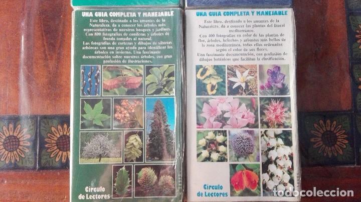 Libros de segunda mano: CUATRO GUÍAS DE LA GRAN GUÍA DE LA NATURALEZA . - Foto 6 - 128746831