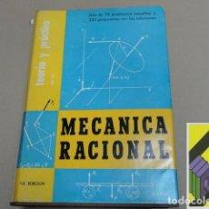 Libros de segunda mano de Ciencias - CANO DE LA TORRE, Isidoro/ GOMEZ DE LOS REYES, Rafael: Mecánica racional - 129063187