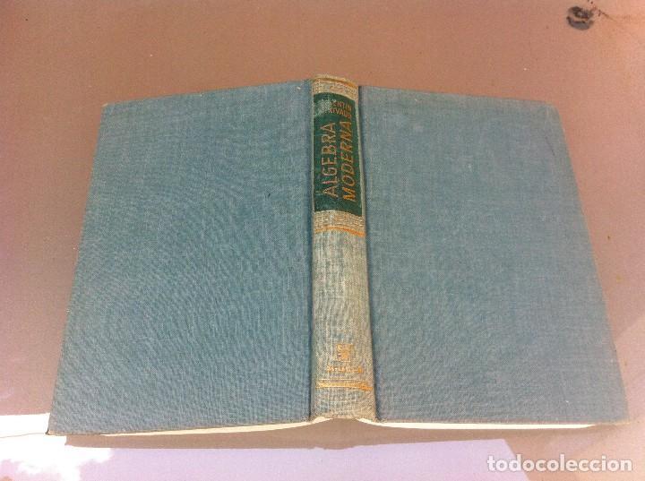 LENTIN Y RIVAUD. ÁLGEBRA MODERNA. ED. AGUILAR, 1965 (Libros de Segunda Mano - Ciencias, Manuales y Oficios - Física, Química y Matemáticas)