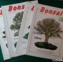 Libros de segunda mano: LOTE 4 REVISTAS BONSAI ACTUAL Nº 48,49,52,54. Lote 129372303