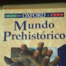 Libros de segunda mano: MUNDO PREHISTÓRICO (BARCELONA, 1995). Lote 129459571