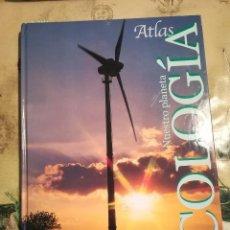 Libros de segunda mano: ATLAS ECOLOGÍA - NUESTRO PLANETA - AUPPER. Lote 129738075