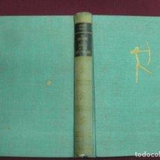 Libros de segunda mano: ANDRE SENET. EL HOMBRE A LA BUSCA DE SUS ANTEPASADOS. LUIS DE CARALT 1ª ED. 1957.. Lote 130779396
