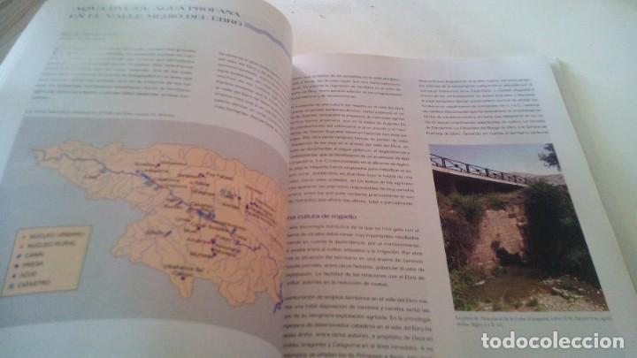 Libros de segunda mano: aquaria-agua territorio paisaje aragon - Foto 2 - 130798392