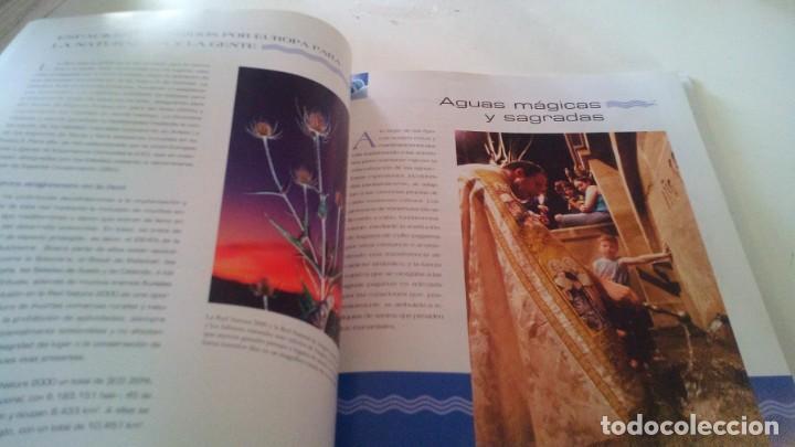 Libros de segunda mano: aquaria-agua territorio paisaje aragon - Foto 3 - 130798392