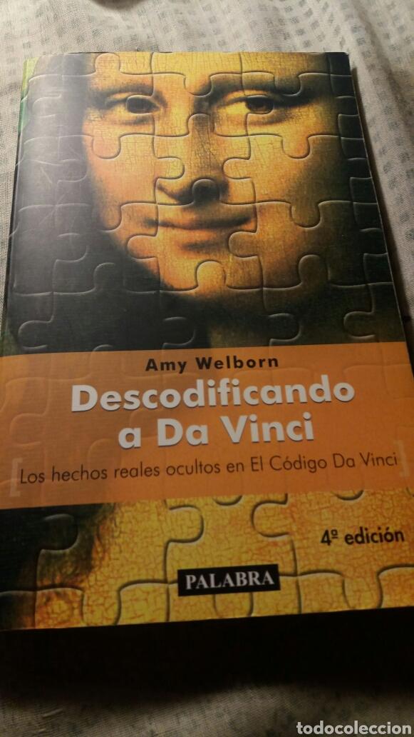 DESCODIFICANDO A DA VINCI DE AMY WELBORN (Libros de Segunda Mano - Ciencias, Manuales y Oficios - Física, Química y Matemáticas)