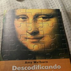 Libros de segunda mano de Ciencias: DESCODIFICANDO A DA VINCI DE AMY WELBORN. Lote 130934412