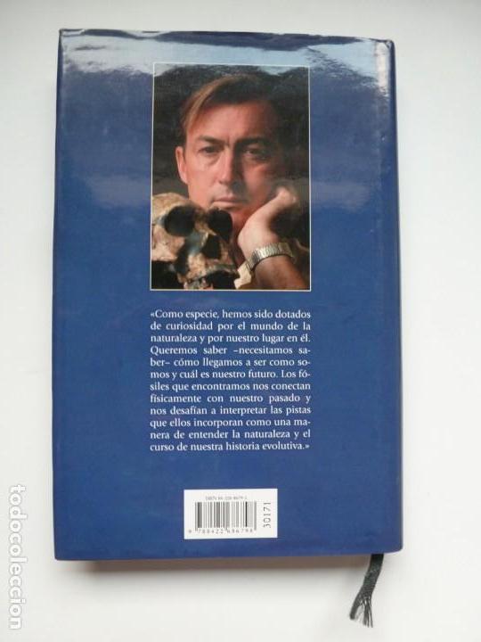 Libros de segunda mano: EL ORIGEN DE LA HUMANIDAD. RICHARD LEAKEY. CÍRCULO DE LECTORES 2001 - Foto 2 - 130946328