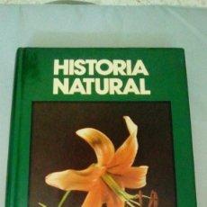 Libros de segunda mano: HISTORIA NATURAL. FLORA: LA VIDA DE LAS PLANTAS. Lote 131046300
