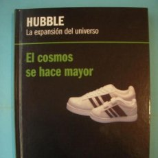 Libros de segunda mano de Ciencias: HUBBLE - LA EXPANSION DEL UNNIVERSO - RBA 2013, 1ª EDICION (TAPA DURA, COMO NUEVO). Lote 131055880