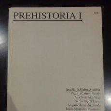 Libros de segunda mano: PREHISTORIA I -UNED 1996-. Lote 131427686