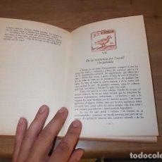 Libros de segunda mano: AUCELLARI O LLIBRE DELS AUCELLS. MIQUEL RAYÓ . JOSÉ J. DE OLAÑETA. 1985, XILOGRAFIES IMPREMTA GUASP.. Lote 131760074