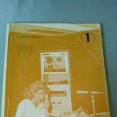 Libros de segunda mano de Ciencias: TECNICAS DE COMUNICACION FP1.- PRACTICAS. EDELVIVES. Lote 131795142