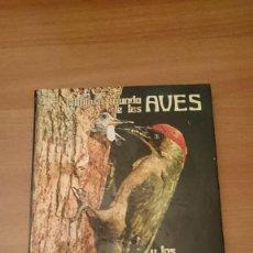 Libros de segunda mano: EL FABULOSO MUNDO DE LAS AVES -Y LOS PECES . Lote 131851034