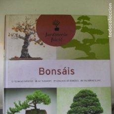 Libros de segunda mano: BONSAIS / BONSAI (JARDINERIA FACIL/ REMY SAMSON; ISABELLE SAMSON LAROUSE 2009 118PP. Lote 131897710