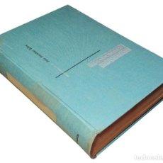 Libros de segunda mano de Ciencias: ELEMENTOS DE MATEMÁTICAS / POR JOSÉ MARTÍNEZ SALAS. VALLADOLID, 1966 (GRÁF. ANDRÉS MARTÍN).. Lote 132171138