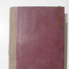 Libros de segunda mano de Ciencias - GEOMETRÍA Y SU METODOLOGÍA Y TRIGONOMETRÍA POR ALFONSO GIRONZA. BARCELONA 1953 - 132192134
